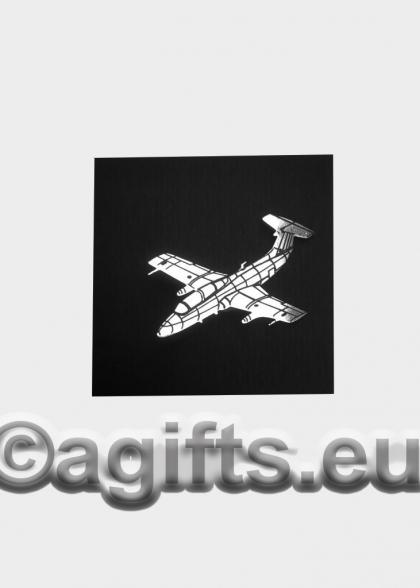 Значки полирани лазерно рязани или гравирани