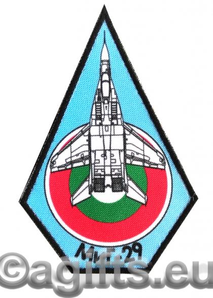 нашивка миг-29
